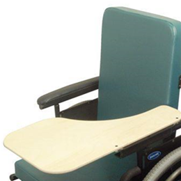 Wheelchair Accessories :: Patterson Medical :: HALF TRAY ATTACHMENT