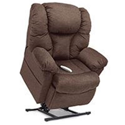 Image Of Elegance Collection, 3 Position, Full Recline, Chaise Lounger Lift  Chair,