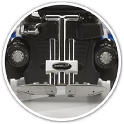 Image of M300 PS JR Mid Wheel Power Wheelchair 5