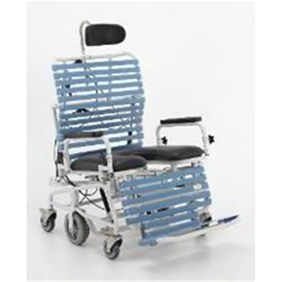 Image of Broda Bariatric Commode/Shower chair