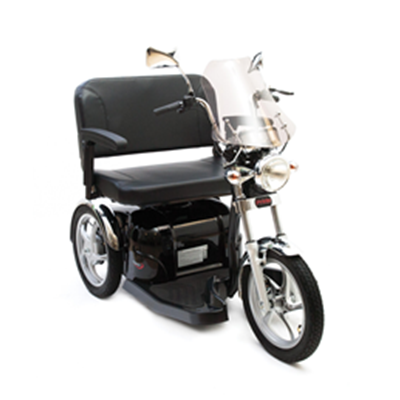 Image of Sport Rider Dual Seat Scooter