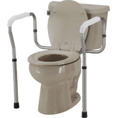 Image of Toilet Safety Rails 2