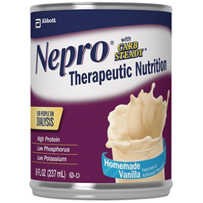 Image of NEPRO W/CARB STDY 8OZ CAN VANILLA