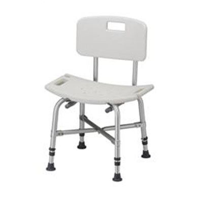 Image of BARIATRIC BATH BENCH WITH BACK Model: 9023 2