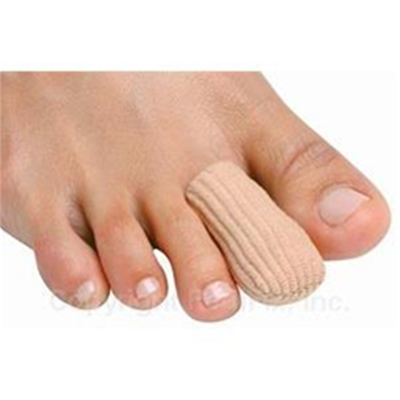 Image of Visco-GEL Fabric-Covered Toe Protector 3