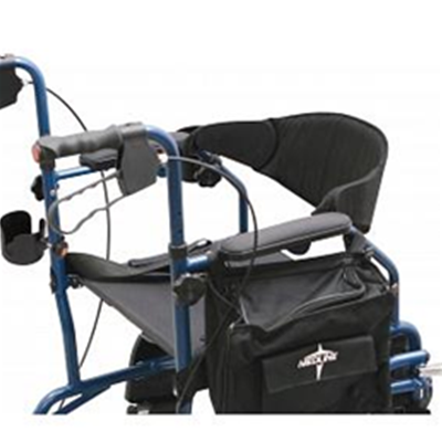 Image of Combination Rollator / Transport Chair 2