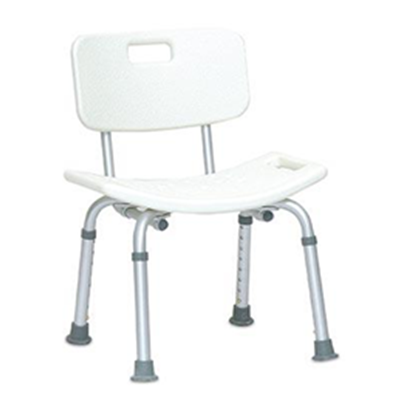 Image of ProBasics® Shower Chair with Back