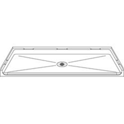 Main Image Of Shower Pan P6331A75T