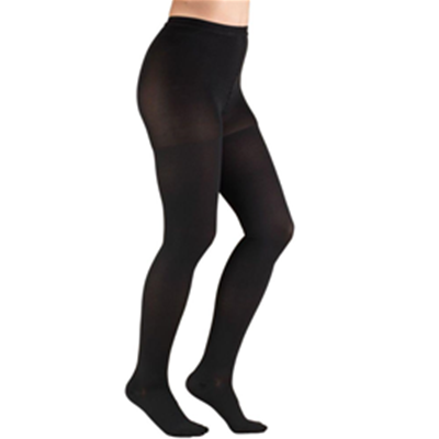 Image of 1756 TRUFORM Classic Compression Ladies' Closed Toe, Standard Figure Pantyhose 3