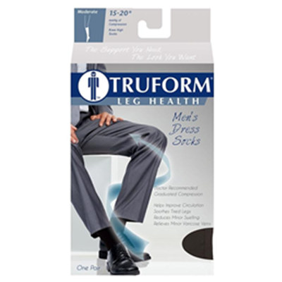 Image of 1943 TRUFORM Men's Compression Dress Socks 11