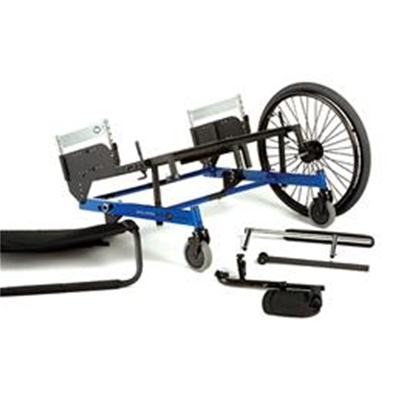 Image of Eclipse Bariatric Extra-Wide Wheelchair