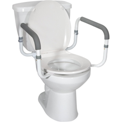 Image of Toilet Safety Rail