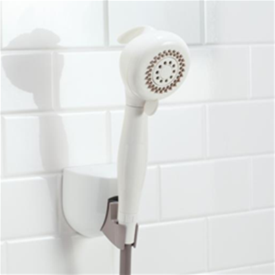 Image of Suction Handheld Shower Holder 2
