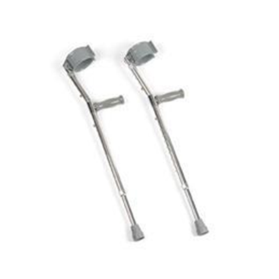 Image of FOREARM CRUTCHES ADULT 2