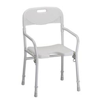 Image of FOLDABLE SHOWER CHAIR Model: 9400 1