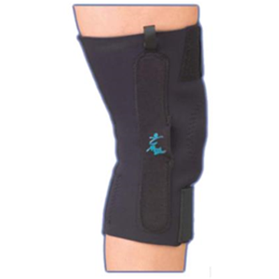 Image of AKS™ with Plastic Hinges - Neoprene Knee Support 3