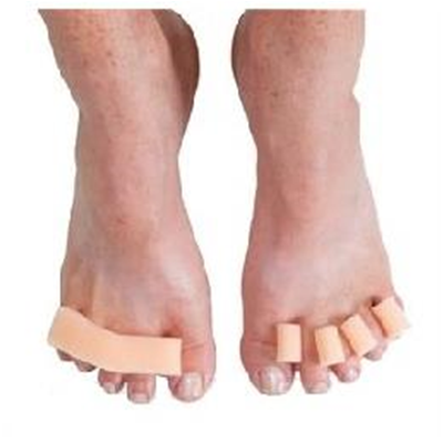 Image of 4 In 1 Toe Cushions 1