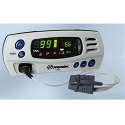 Nonin Tabletop Pulse Oximeter :: Image Number 41432
