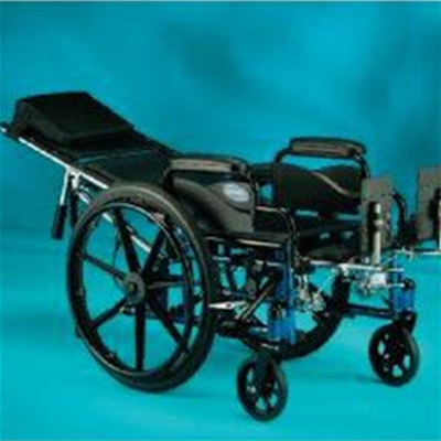 Image of Invacare 9000 Jymni Pediatric Recliner Wheelchair 2