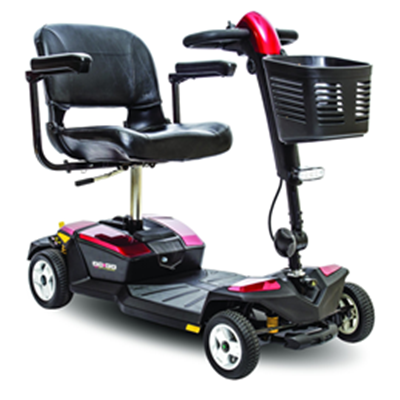 Image of Go-Go® LX with CTS Suspension 4-Wheel 2