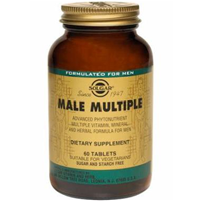 Image of Male Multiple Tablets