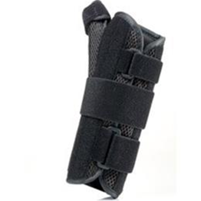 "Image of 8"" Wrist Brace with Abducted Thumbs 2"
