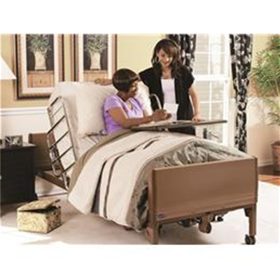 Image of Full electric bed
