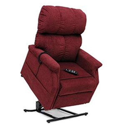 Image of Infinity Collection, Infinite-Position, Chaise Lounger Lift Chair, LC-525PW 2
