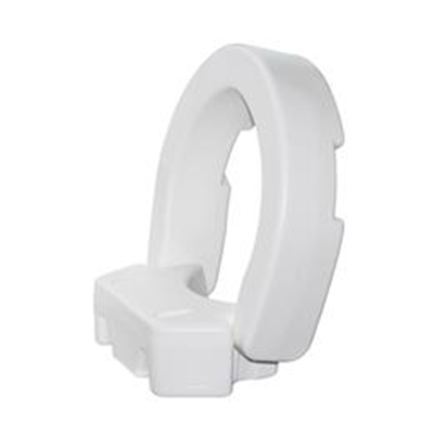 Image of Flip Up Round Toilet Seat Adaptor