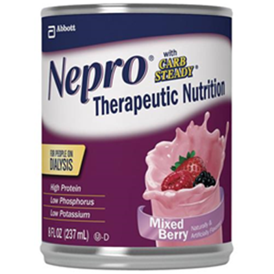 Image of NEPRO W/CARB STDY 8OZ CAN MIXED BERRY