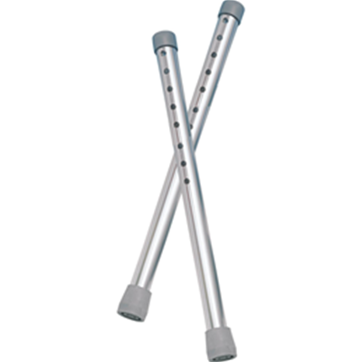 "Image of Extended Height 5"" Walker Wheels And Legs Combo Pack 3"