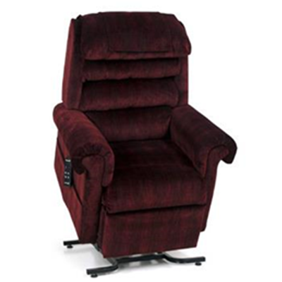Image of MaxiComfort Series Lift & Recline Chairs: Relaxer PR-756MC
