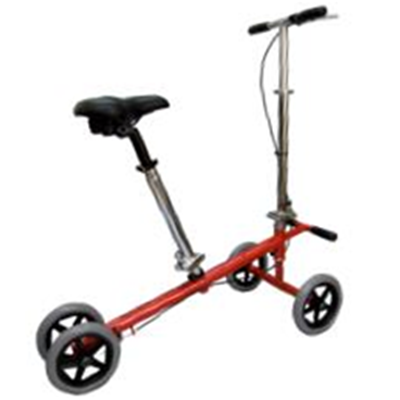Image of The Voyager Seated Scooter 2