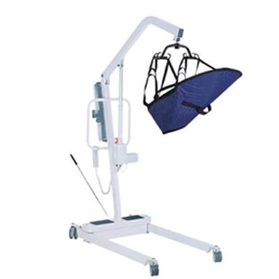 Image of BARIATRIC BATTERY POWERED PATIENT LIFT WITH 6 POINT CRADLE 2