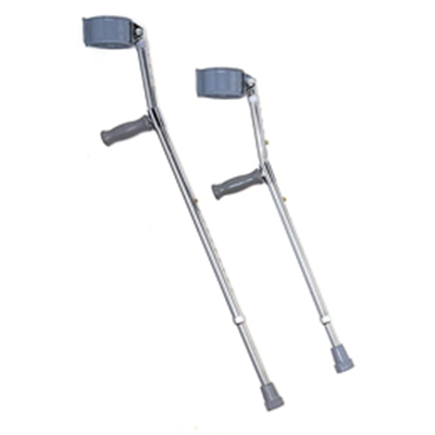 Image of Adult Forearm Crutch 2