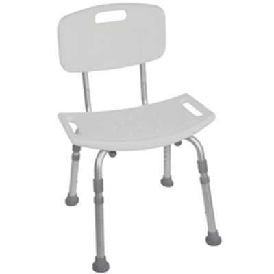 Image of Deluxe Aluminum Shower Chair