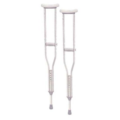 Image of ALUMINUM CRUTCHES 2