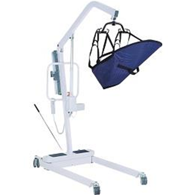Image of Battery Powered Patient lift 1