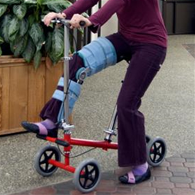 Image of The Voyager Seated Scooter 5