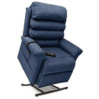 Image of Infinity Collection, Infinite-Position, Chaise Lounger Lift Chair, LC-576L 2