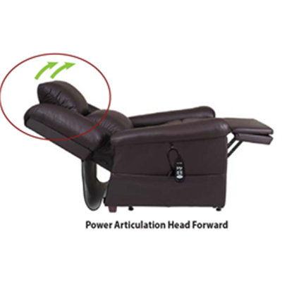Image of Daydreamer Power Pillow Lift Chair 1