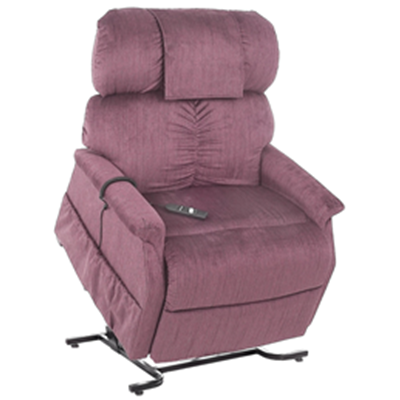 Image of Comforter Wide Series Lift & Recline Chairs: Comforter Large-26 Double PR-501L-26D 540