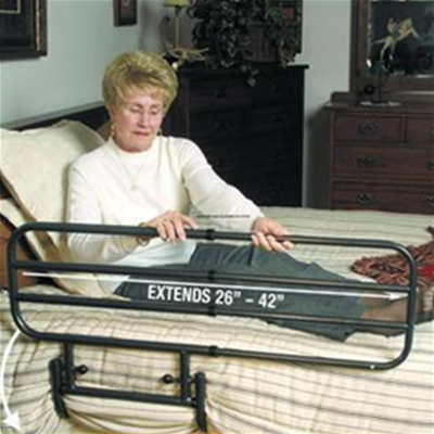 Image of EZ ADJUST BED RAIL 2