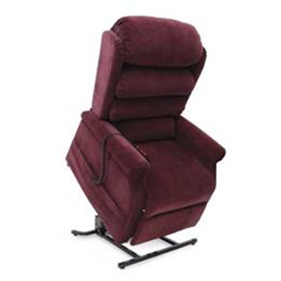 Image of Infinity Collection, Infinite-Position,Chaise Lounger Lift Chair, LC-108