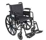 Wheelchair / Manual :: Drive :: Cirrus IV - High Strength, Lightweight Dual Axle, Height Adjustable