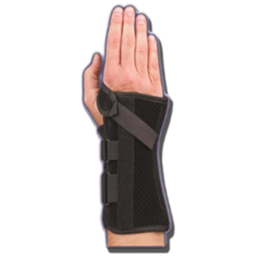 "Professional Orthopedic Products :: V-Strap™ 10.5"" Wrist and Forearm Support"