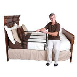 "Image of 30"" Safety Bed Rail 2"