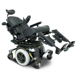 Wheelchair / Power :: Pride Mobility Products :: Quantum® 6000