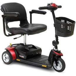 Image of Go-Go Elite Traveler 3 Wheel