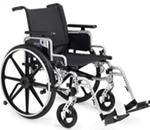 Wheelchair / Manual - Invacare - Insignia